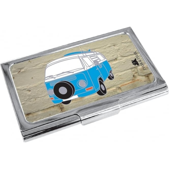 TYLER & TYLER Camper Van Business Card Holder