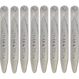Diffusion Silver Collar Stiffeners Gift Pack