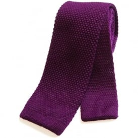 Knitted Wool Tie
