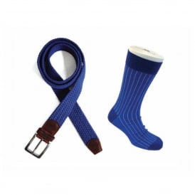 Sock & Belt Gift Set
