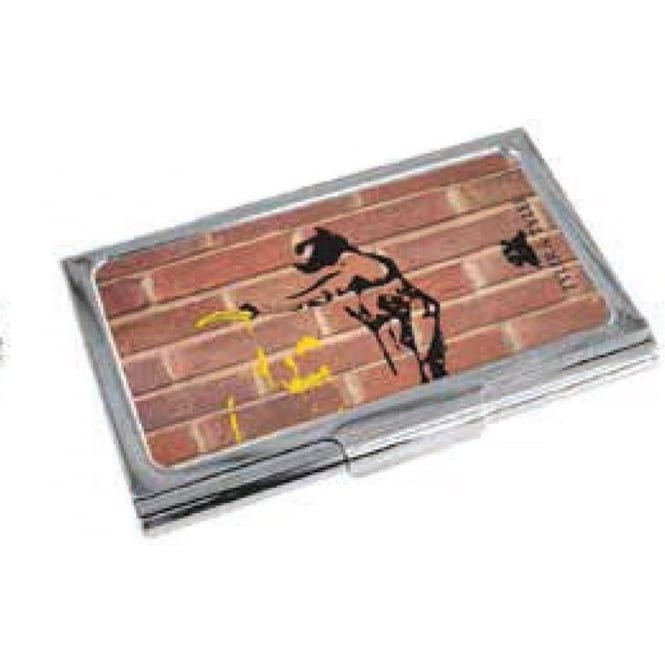 TYLER & TYLER Stick'em Up Enamel Business Card Holder
