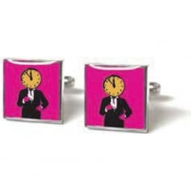 Time Man Cufflinks